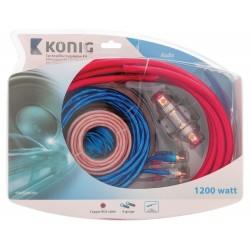 Kit Audio Car 1200 W