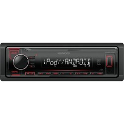 Autoradio Kenwood KMM-204